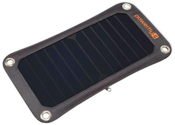 powerfly solar charger