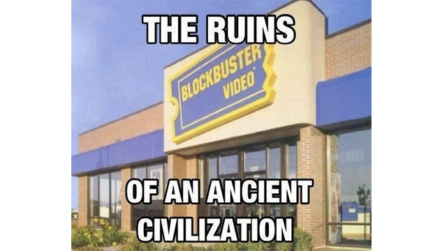 """The last movie rented from Blockbuster before it closed its doors was """"This Is The End"""""""