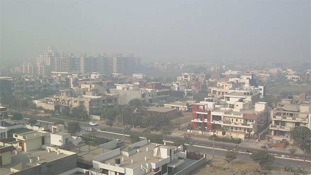 Although Beijing's pollution problem is better known, New Delhi is actually the most polluted city on Earth