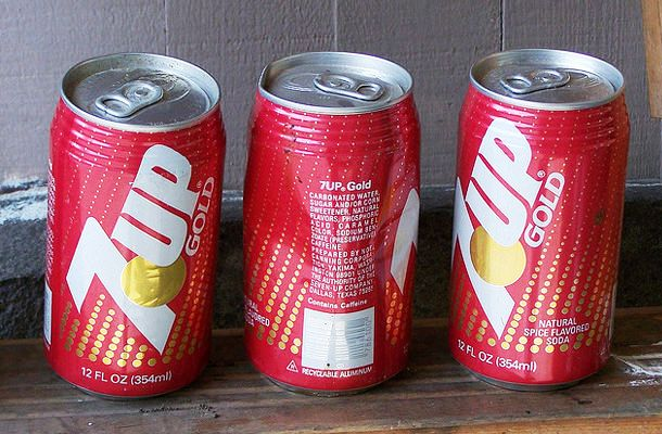 7Up Gold