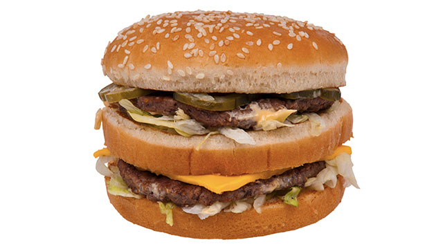 The average person in India has to work nearly 6 hours to afford a Big Mac