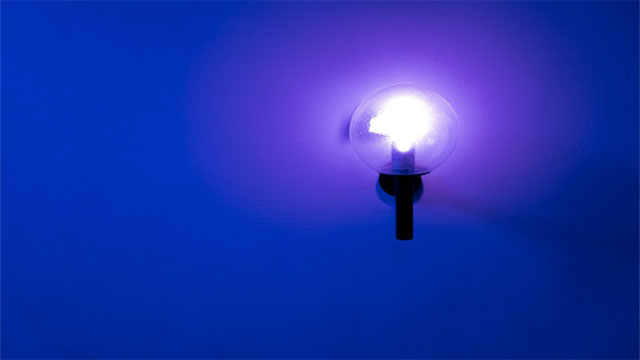 Although researchers are not entirely sure why, when some areas in Scotland and Japan changed their street lights from yellow to blue they saw a decrease in crime and suicide
