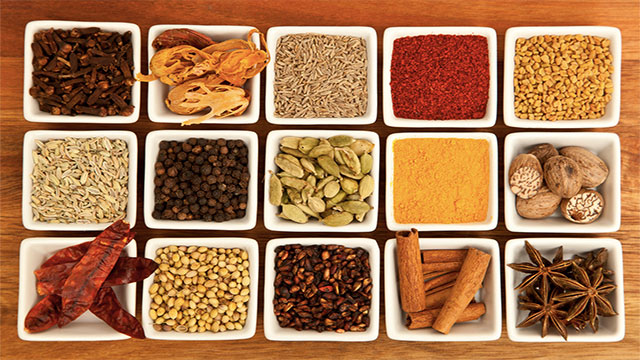 70% of all the world's spices come from India