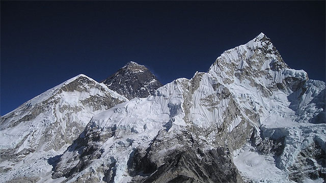 Mount Everest was originally calculated to be exactly 29,000 feet high but its height was first published as 29,002 feet so that people wouldn't think it had just been rounded.