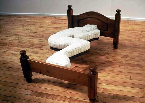 Loner´s bed