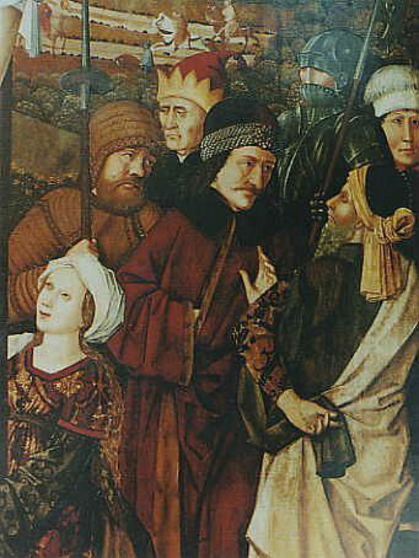 Source: Vlad the Impaler: In Search of the Real Dracula, Image: https://simple.wikipedia.org/wiki/Vlad_III_the_Impaler#/media/File:Tepes4.jpg