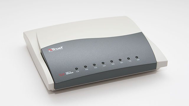 Buying your own modem is usually cheaper than renting one from the ISP