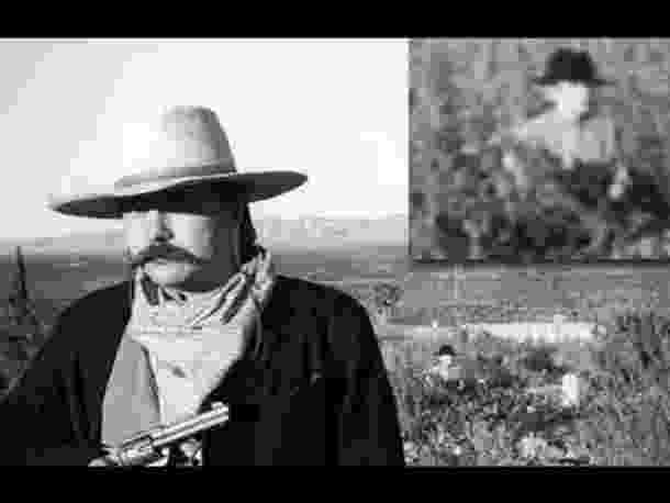 Boothill Cemetery Ghost