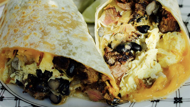 Could God microwave a burrito so hot that he couldn't eat it?