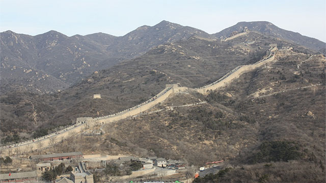 The Great Wall of China is the only man made object visible from space