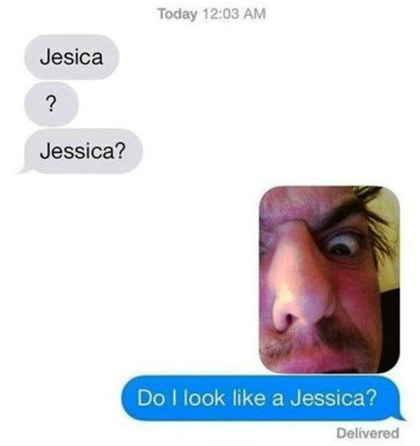 Epic Responses To Wrong Number Texts