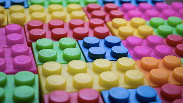 Apart from slight changes to the mix, the plastic used to make bricks today consists of the same formula as 20 years ago