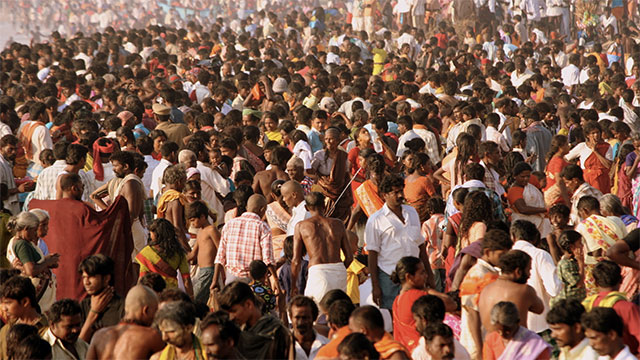 By 2050 India is expected to be the world's most populous country with more than 1.6 billion people. By some estimates it will have as many people as the US and China combined.