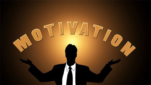 Motivation is was gets you in the door, habits are what make you stay.