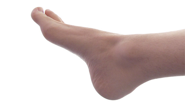 Your feet are made up of 52 bones. That is a quarter of all the bones in your body.