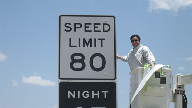 Many states have laws on how speed limits are meant to be set, but quite often the limits are set arbitrarily without fulfilling all of the requirements (speed studies, etc). This means that they are unenforceable from a legal standpoint. Next time you get a speeding ticket, look into your state laws.