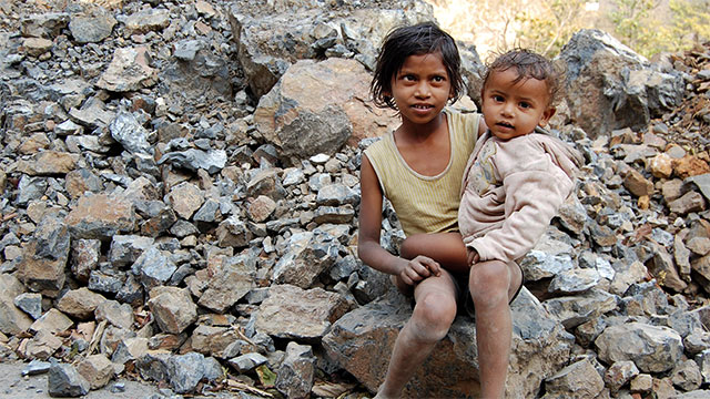 One in three malnourished children on Earth live in India