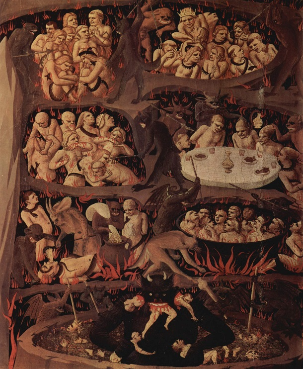 Fra_Angelico_The _Last_Judgment