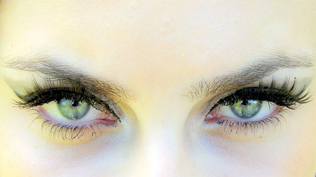 Green eyes are the rarest color eyes. Only 2% of people have green eyes.
