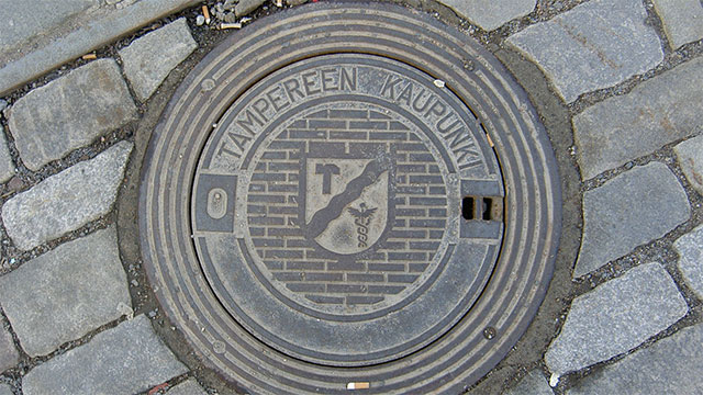 """One of Microsoft's most famous interview questions was """"Why are manhole covers round?"""""""