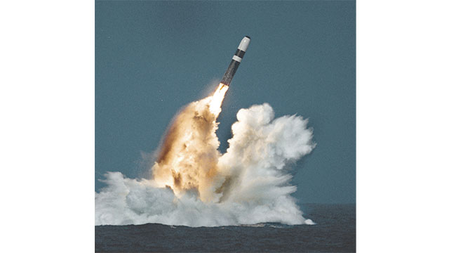 For nearly a decade, the password to access the computer controls of the United States' nuclear missiles was 00000000