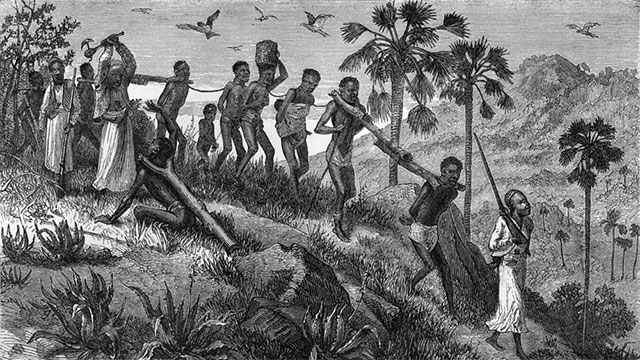 Okay, so Brazil wasn't so cool when it came to slavery. Nearly 40% of all the slaves ever taken out of Africa ended up in Brazil (4 million)