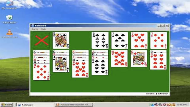 One of the reasons Microsoft included Solitaire in Windows was to familiarize users with drag and drop interfaces. This was something most people still had no experience with.