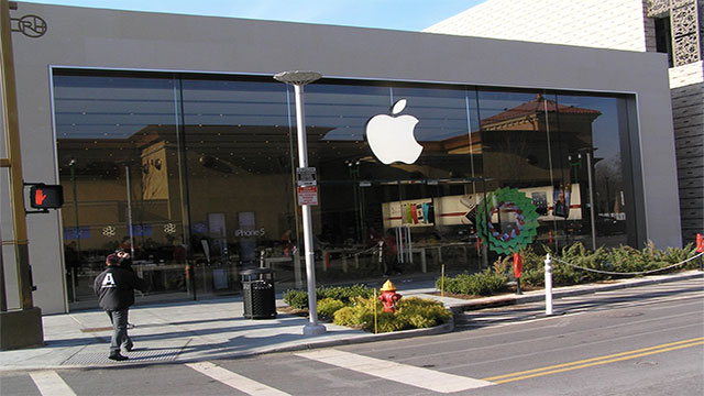 In 1997, Microsoft actually gave Apple $150 million in a deal that has been misconstrued as altruistic (it wasn't, but it is still funny that Microsoft paid its competitor so much)