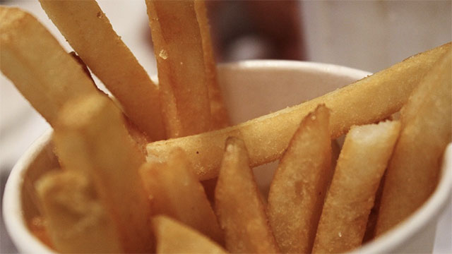 Belgium claims to have invented chips (french fries)