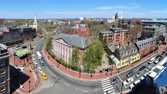 Harvard is the oldest college in the country. It is also the first corporation in the United States.