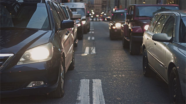 After the Netherlands and Japan, Belgium has the highest number of vehicles per square kilometer in the world