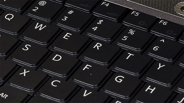 """""""Typewriter"""" is the longest English word you can write using only one line of your keyboard (assuming it's QWERTY)"""
