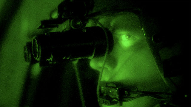 Night vision goggles are green because the human eye can distinguish between more shades of green than any other color