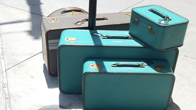 Excess baggage fees