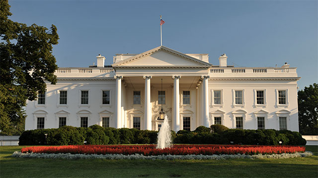 The White House was designed by James Hoban, and Irishman