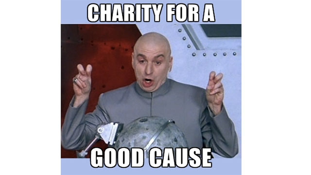 Any time a charity has really good business development and marketing you should be cautious (as Susan G Komen and the Wounded Warrior Project have shown us)