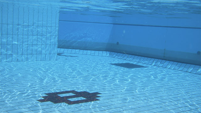 There is a genetic mutation that makes your bones extremely dense. One man had bones that were more than 8 times as dense as a normal human. Needless to say, he would sink like a stone whenever he tried to swim.