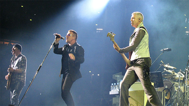 The world can thank Ireland for U2