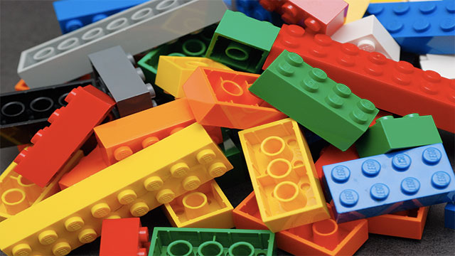 You could stack lego bricks to a height of 3.5 km before the brick on the bottom fails