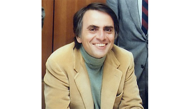 """In the 1990s Apple used Carl Sagan as the codename for a computer. He sued them so they changed it to """"butt-head astronomer"""". He then came after them for libel and lost. So Apple change the name to """"lawyers are wimps""""."""