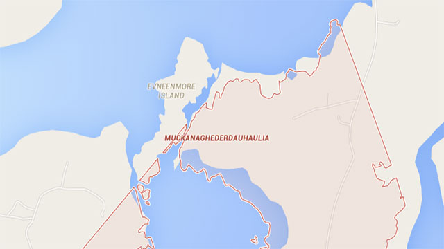 Muckanaghederdauhaulia is the longest place name in Ireland
