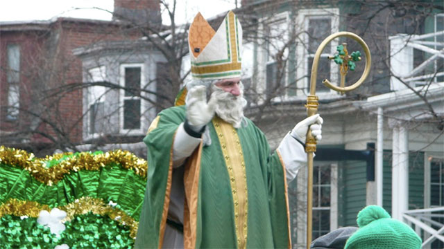 Although St. Patrick is most commonly associated with Ireland, he wasn't actually Irish. He was Roman.