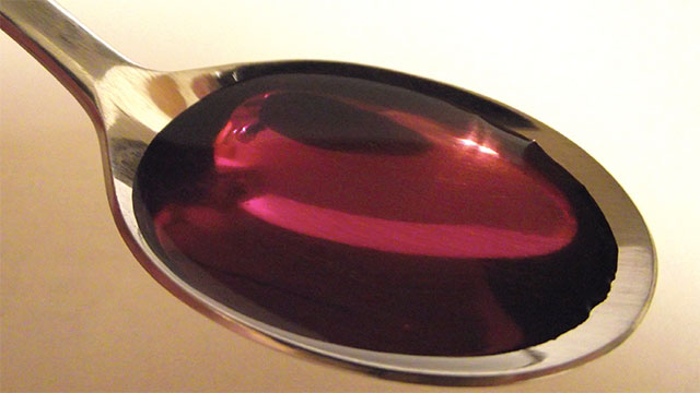 Cough medicine has very little scientific evidence backing up its effectiveness. In large part, it's simply a placebo.