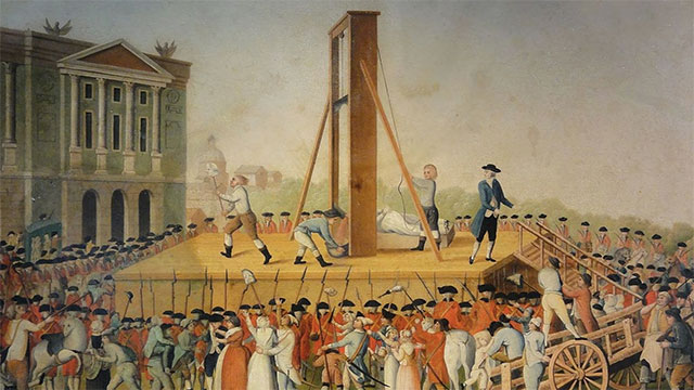 The last execution by guillotine in France was in 1977