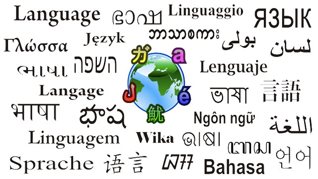 Being able to communicate in every language