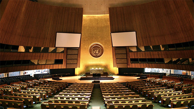 The U.N. is really just a country club