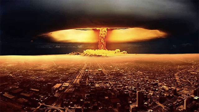 In combat, humans view mutually assured destruction as an acceptable outcome