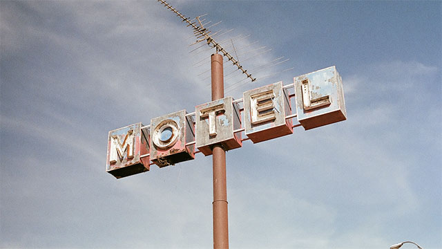 Extended stay housing or motels