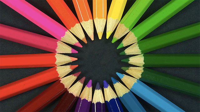 Females are significantly better at distinguishing between shades of various colors than males