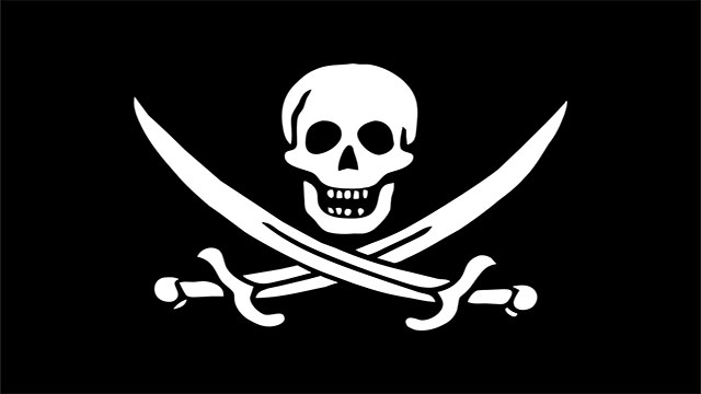 What did the pirate say on his 80th birthday?